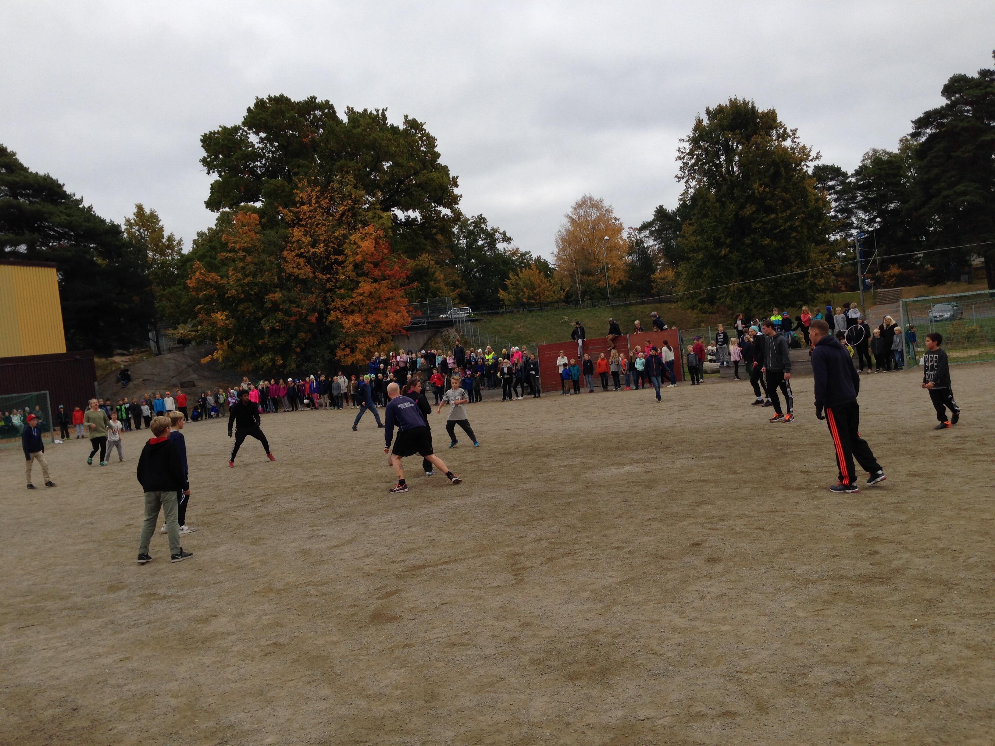 Fotboll för gemenskap